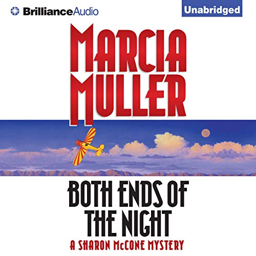 Both Ends of the Night audiobook cover art