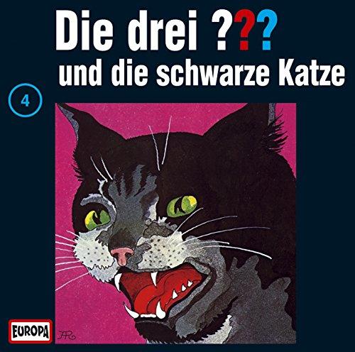 Die drei Fragezeichen - Folge 4: und die schwarze Katze