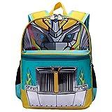 Transformers Mochila básica Trend Nueva Mochila Deportiva y de Ocio Niños (Color : Yellow, Size :...