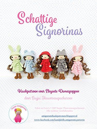 Schattige Signorinas: Haakpatroon voor Elegante Damespoppen