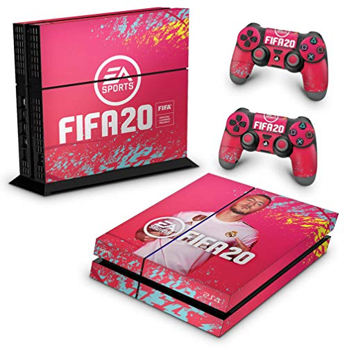 Skin Adesivo para PS4 Fat - Fifa 20