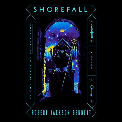 Shorefall audiobook cover art