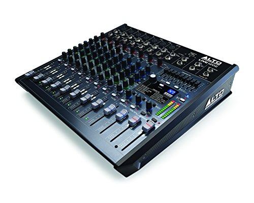 Alto Live 1202 12channels 20-20000Hz Schwarz - Audio-Mixer (12 Kanäle, 24 Bit, 20-20000 Hz, 90 dB, 51100 Ohm, 0,02%)