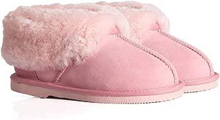 UGG Slippers - Premium Australian Sheepskin Unisex Scuff Men Women Shoes Amazing Comfort and Warmth