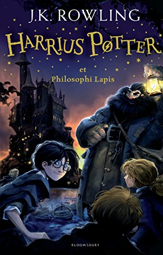 LAT-HARRIUS POTTER ET PHILOSOP (Harry Potter)