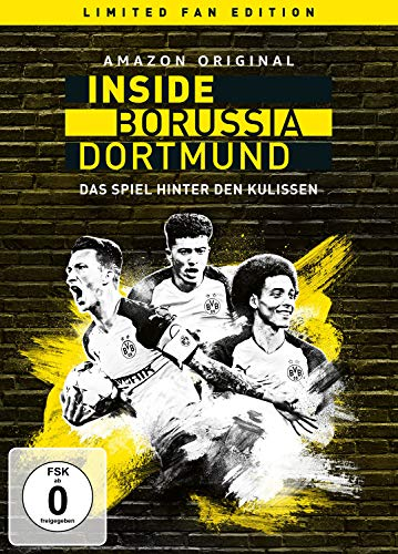 Inside Borussia Dortmund [Fan Edition] [Blu-ray]