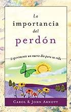 La importancia del perdon / The Importance of Forgiveness (Spanish Edition)