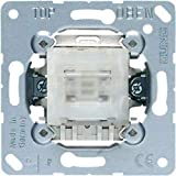 Jung 506TU Tastschalter Universal aus-Wechsel, 250 V