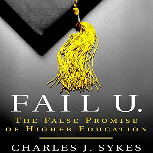 Fail U. audiobook cover art