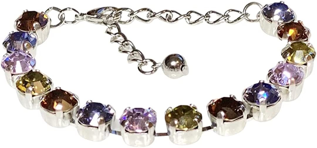 LeashaSarbelle Iconic Character Swarovski Jewelr Women Bracelet Large Ranking TOP12 discharge sale