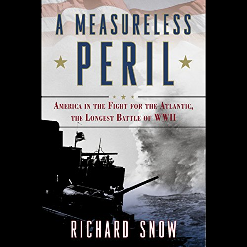 A Measureless Peril audiobook cover art