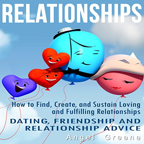 Relationships audiobook cover art
