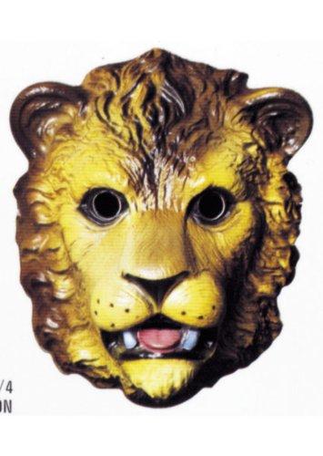 Cesar - A526-001 - Déguisement - Masque - Fable de la Fontaine - Lion