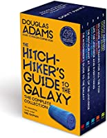 The Hitchhiker Trilogy: Guide to the Galaxy / The Restaurant at the End of the Universe / Life, the Universe and...