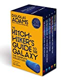 The Complete Hitchhiker's Guide to the Galaxy Boxset: Guide to the...