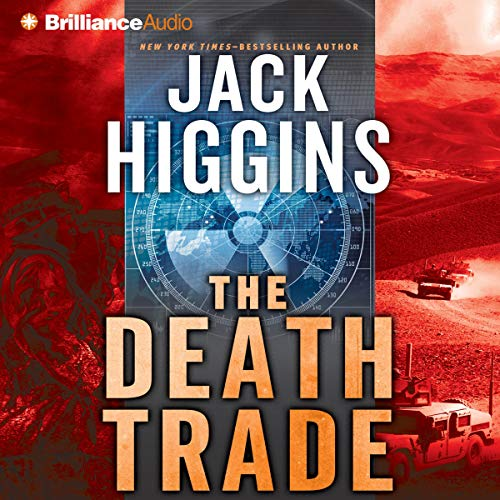 The Death Trade Audiobook By Jack Higgins cover art