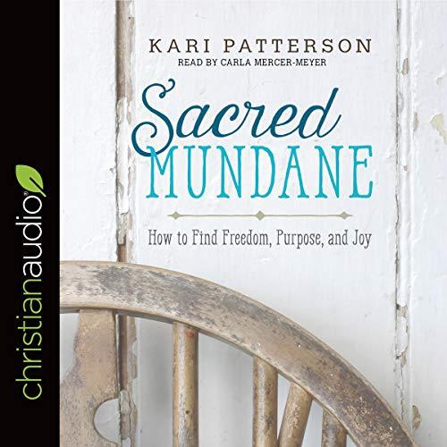 Sacred Mundane cover art