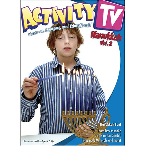 Activity TV: Hanukkah Fun V.2