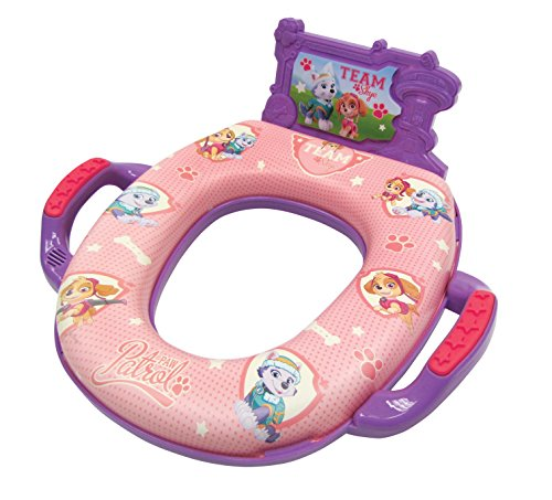 """Nickelodeon Paw Patrol """"Team Skye"""" Deluxe Potty Seat with Sound"""