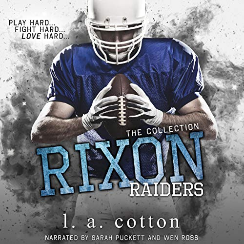 Couverture de Rixon Raiders: Books 1-3