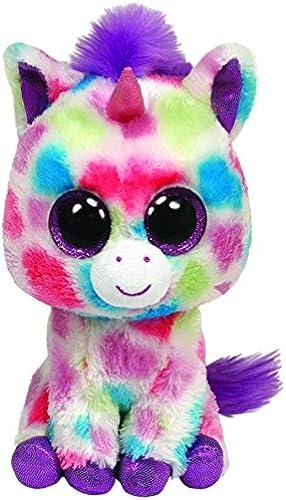 tienda Peluche (2.48x1.31x1.14 cm) (36982)) - Peluche Peluche Peluche Beanie Boos Unicornio Wishful 23cm, Juguete Peluche Beanie Boos Primera Infancia A Partir de 4 años  diseño único