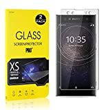 Bear Village® Displayschutzfolie für Sony Xperia XA2 Ultra, 9H Hart Schutzfilm aus Gehärtetem Glas, Ultra klar Displayschutz Schutzfolie für Sony Xperia XA2 Ultra, 2 Stück -