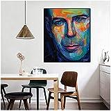 YKing1 HD-Druck Bruce Willis Poster und Drucke Wandbilder