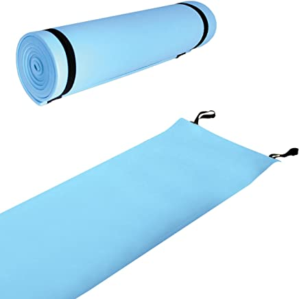 Milestone Camping Single-side EVA Camping Mattress Aluminum Film Moisture-proof Outdoor Multifunctional Yoga Sleeping Mat