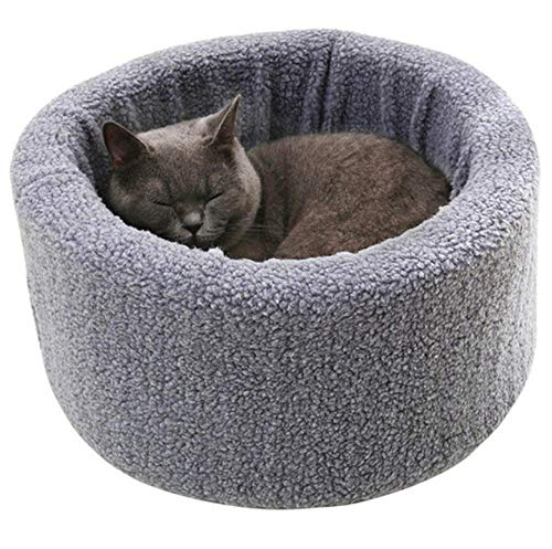 Hondenhok Pet Housedog Bed Inklapbare hondenmand Warm kussenmand Cute Animal Cave