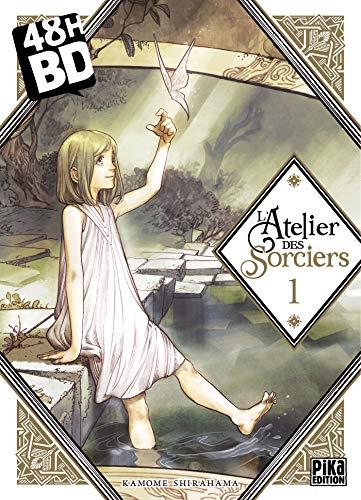 L'Atelier des sorciers T01 (48h BD 2019) (48H.48H BD 2020)