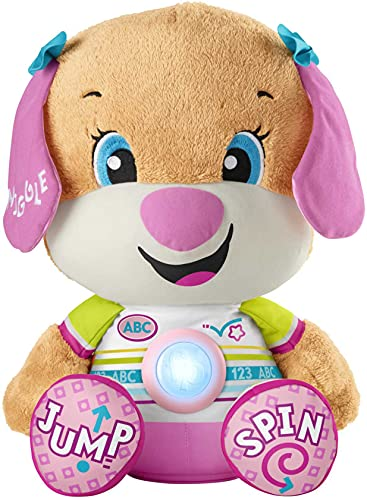 Fisher-Price Laugh & Learn So Big Sis Now $15.69 (Was $24.99)