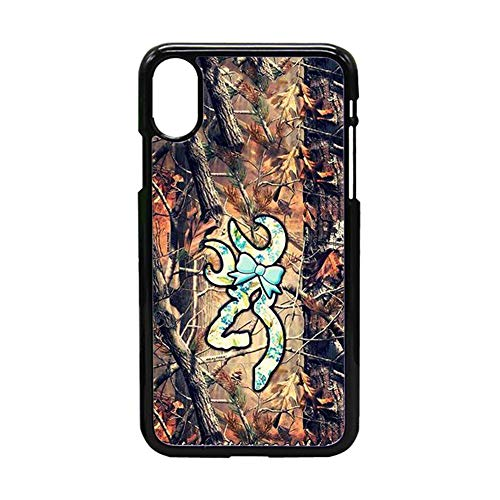 Plastics Phone Shell Girls Compatible On Apple X XS iPhone Print with Browning 3 Creative Choose Design 137-5