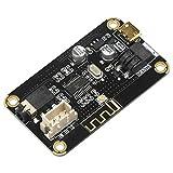 Modulo ricevitore Bluetooth IWILCS, scheda ricevitore stereo Bluetooth DC 5-35V 4.2 Modulo scheda amplificatore con guscio per cuffie stereo da casa fai-da-te