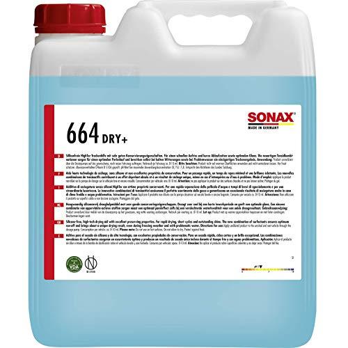 SONAX 06646000 Secador Brillante