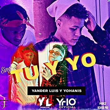 Tu y yo con Yohanis