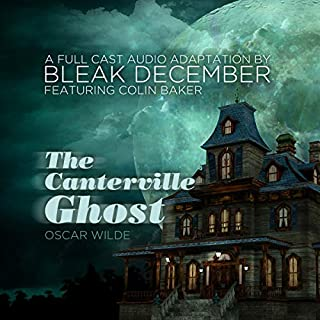 The Canterville Ghost (Audiobook) by Bleak December, Oscar