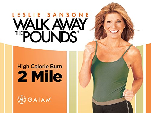 Walk Away the Pounds: High Calorie Burn - 2 Mile