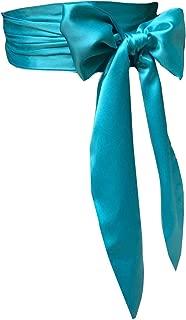 Best tiffany blue wedding sash Reviews