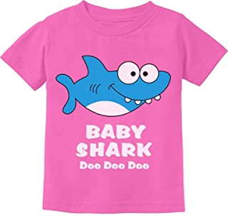 Baby Shark Song Doo doo doo Family Dance for Boy Girl Infant Kids T-Shirt