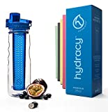 Hydracy Fruit Infuser Water Bottle - 25 Oz Sports...