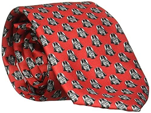 Star Wars Men's Darth Vader All Over Tie