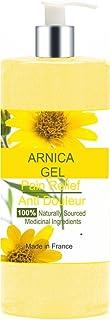 Stark Arnica Gel 90 %, 70,39 cl vuxna och barn, muskelledsbula blåmärken ansiktsfötter 200 ml (ersätter Arnica massageolj...