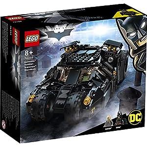Amazon.co.jp - レゴ スーパーヒーローズ バットモービル(TM) タンブラー:スケアクロウとの対決 76239