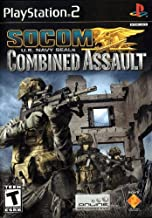 SOCOM U.S. Navy Seals: Combined Assault - PlayStation 2