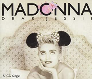 Dear Jessie Single, Import Edition by Madonna (2008) Audio CD