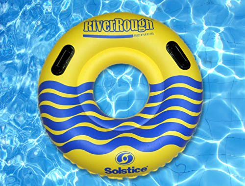 Learn More About Solstice by Swimline River Rough Tube