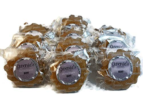 Gwenie's Pastries Mamon (Original, 10 Pieces) Sponge Cake, Gourmet Holiday Gift for men or women