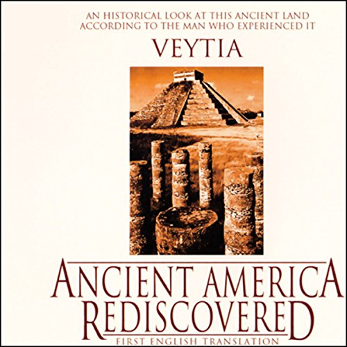 Ancient America Rediscovered cover art
