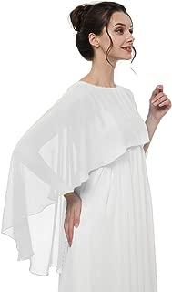 Shawl Wraps Women Scarfs Chiffon Capes for Wedding Dress