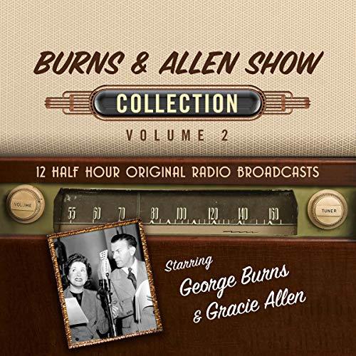 Burns & Allen Show Collection 2 audiobook cover art